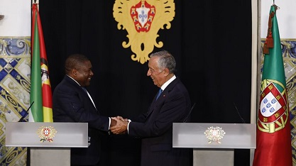 Portugal and Mozambique reinforce cooperation in the area of Energy