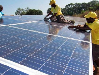 Solar plant in Mozambique starts commercial operation